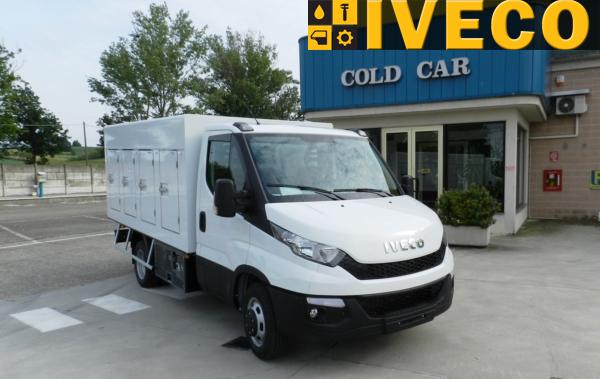 Фургон-мороженница Iveco Daily