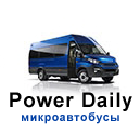 Iveco Power Daily микроавтобус